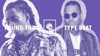 Young Thug Type Beat x Chris Brown - Glo Up (Prod. KrissiO)