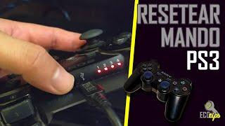 Sincronizar control de PS3  (resetear)