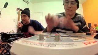HIP HOP ARGENTINO -  . Kodigo & Dj Pharuk- Desde Sudametrica estudio