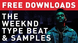(FREE) THE WEEKND TYPE BEAT 🔥 FREE TRAP BEAT 🔥 FREE TRAP SAMPLE PACK