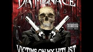 Da Menace  - Wanna Go 2 War Produced by Herrinbone Kapone