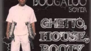 Dj Michael BOOGALOO Boyer - Let Me Bang