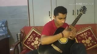 Harvard University - Rocking Guitar - AMIN TOOFANI (cover by) Ajeet Baghel