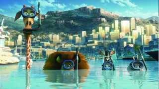 Madagascar 3 Soundtrack 02. Gonna Make You Sweat *HQ*