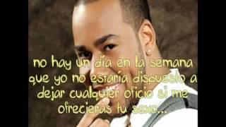Mágia negra - Romeo Santos ft Mala Rodriguez (Con letra) ♪♫