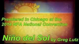Flute Choir Music: Nino Del Sol