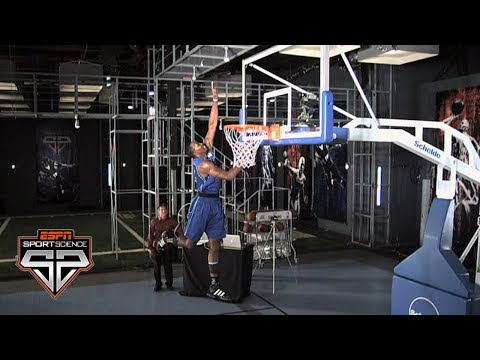 Download Video Dwight Howard: Superman | Sport Science | ESPN Archives