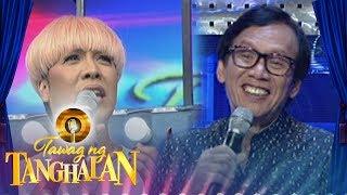 Tawag ng Tanghalan: Vice jokes about Rey Valera
