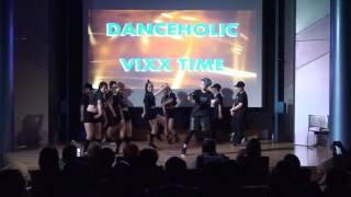 SUVI with Benz 「VIXX Ravi(라비) Feat.SAM&SP3CK - DamnRa」 DANCEHOLIC vol.9(だんほり9) 2016.11.19