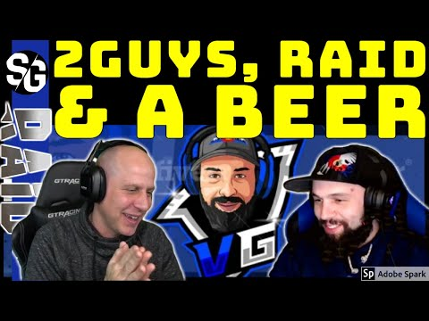 RAID SHADOW LEGENDS | STEW & VERDY TALK SHOP