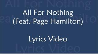 All For Nothing -Linkin Park (LYRICS) feat  Page Hamilton