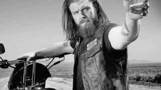 Opie's wake-The lost boy-Sons of Anarchy cover.