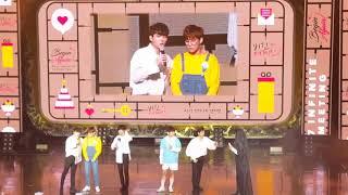 2017~2018 인피니트 팬미팅 'Begin Again'  막콘 (태풍전 멘트)