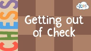 Chess: Getting Out of Check