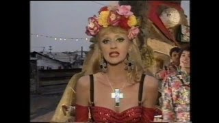 Baby Doll (Bebi Dol)- Brazil  (official video)(Eurovision Song Contest - Yugoslavia) 1991