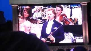 Andre Rieu Concert in Bucharest 11 June 2015 -  Sport Palace Waltz-- Live