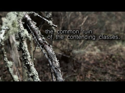 The Common Ruin of the Contending Classes