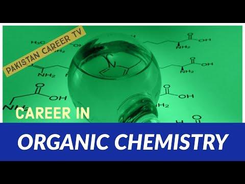 Career In Organic Chemistry