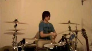 Born Of Osiris - Abstract Art (Drum Cover)