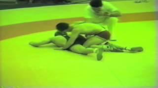 1988 Senior European Championships: 57 kg Stefan Ivanov (BUL) vs. Danut-Dumitru Prefit (ROU)