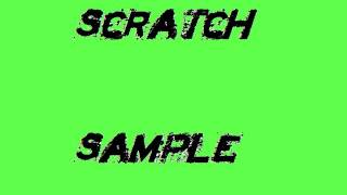 scratching samples-1