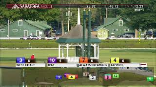 West Coast - 2017 Travers Stakes