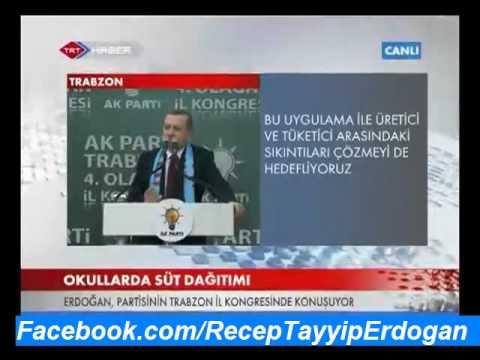 Başbakanımızın, AK Parti Trabzon İl Kongresi Konuşması -2-