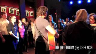 "Jay Stolar -""Holding You All Through the Night"" LIVE WITH AUDIENCE at The Red Room @ Cafe 939"