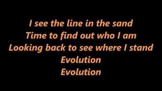 WWE Evolution theme song Line in the sand by Motorhead lyrics 1080p