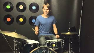 Learn Drums to Thinking Out Loud by Ed Sheeran
