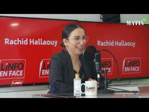 Video : L'Info en Face avec Najwa Koukouss