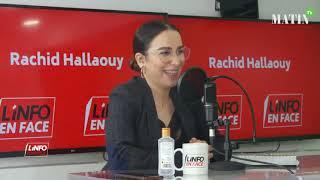 L'Info en Face avec Najwa Koukouss