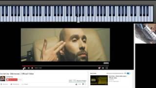 Антитіла - Молоком cover piano вступ