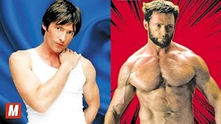 Hugh Jackman   From 2 To 48 Years Old