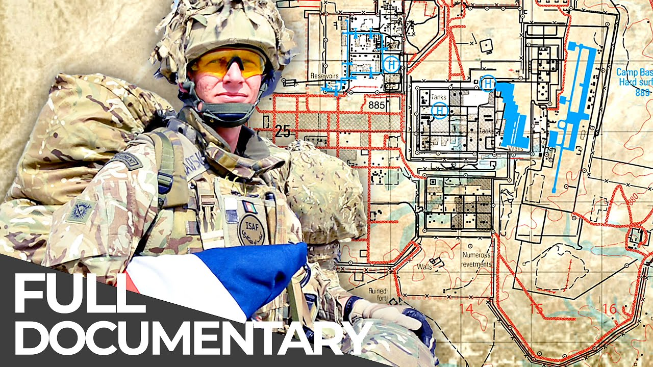 Billion Dollar Base : Army Base in Afghanistan | Free Documentary