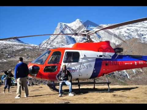 Everest Base Camp Helicopter Tour – http://www.nepaltraveladventure.com/nepal-helicopter-tour.php