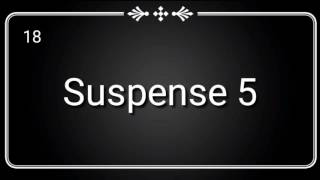 Suspense 3- Sound Effect