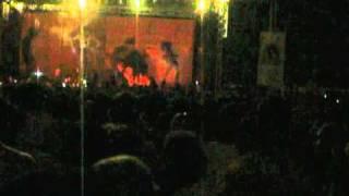Gorillaz Sound System - Dirty Harry @ Sziget Fest 2010