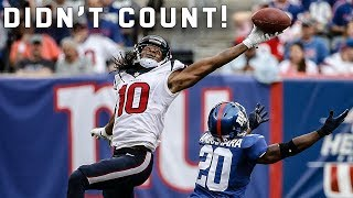 13 Amazing Catches That DIDN'T Count!!!!!!
