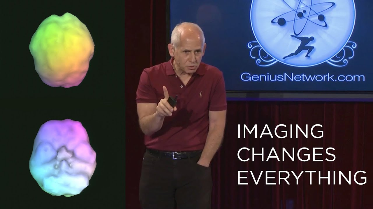 Imaging Changes Everything – Dr. Daniel Amen at the Genius Network