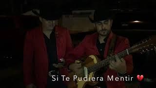 Si Te Pudiera Mentir (Cover) | Tony Santos y Edgar Armenta