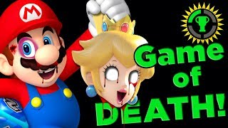 Game Theory: Why Mario Kart 8 is Mario's DEADLIEST Game!