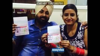 USA Tourist Visa , Success Stories of Easy Visa