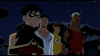 Young Justice AMV - Safe and Sound