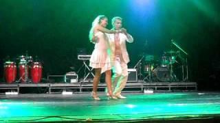 Jaime Arôxa e Bianca Gonzales - Novembro da dança - samba