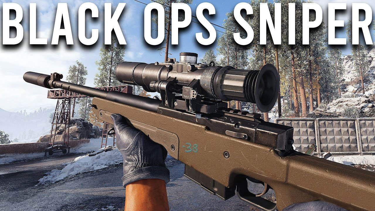jackfrags - Sniping in Black Ops Cold War is Incredibly Satisfying!