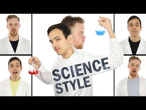 Science STYLE Cover - Taylor Swift Acapella Parody - YouTube