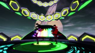 (RWBY MMD) Ruby and Blake Scream