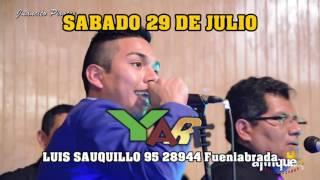 SPOT CESAR VEGA Y LUCIA DE LA CRUZ EN MADRID 29 DE JULIO