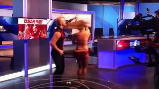 Jose & Denisa from PasoFino on TV's Good Morning Atlanta Part 1